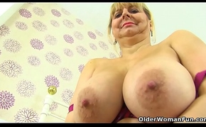 An older woman means pastime part 43
