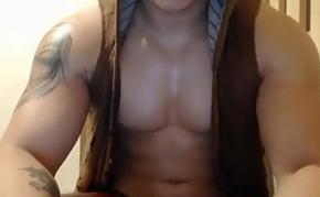 Asian bungler muscle cam show