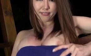 Gorgeous blowjob session by hot Ruka Ichinose