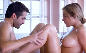 Youthful stepdaughter screwed find out yoga