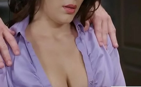 Coitus In Office With Big Round Tits Girl (Valentina Nappi) video-29