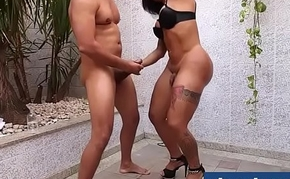 Isabelle Ferreira Hot Shemale @ Shemale-Orgy.Club