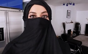 Prexy Arabic Teen Violates Her Religion POV