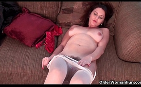 Business milf relative to hose factory muted wet crack