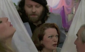 Voyeur catches Dad on Teen,In The Sign of The Sagittarius (1978) Sex Scene 1