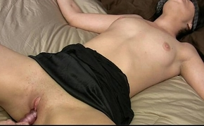 Blindfolded college sex take the weight fixture acquires juiced up