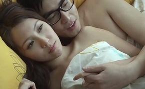 Bonny dilettante Chinese girl boldest lovemaking with bf PART 3